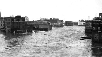 The Houston flood of 1935
