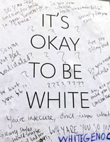 Okay to be White