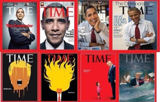 Time magazine bias