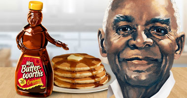 Uncle Ben and Mrs Butterworth