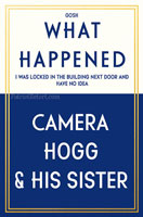 What Happened by Hogg