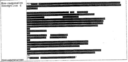 Amtrak redaction