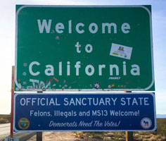 California sanctuary
