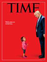 Fake Time magazine cover