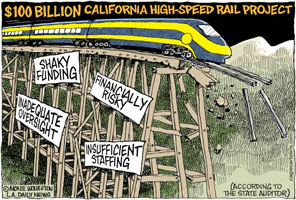 HSR cartoon