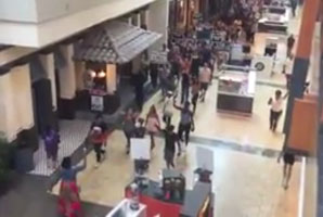 Mall protests