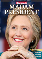 Newsweek goes all in for Hillary