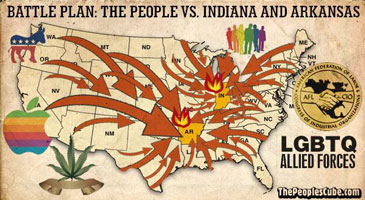 War on Indiana
